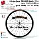 Sticker Jante COSMIC Mavic 1994 vélo roue 700 ou 650B 25MM