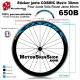 Sticker jante COSMIC Mavic 30mm velo route