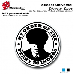 Sticker Peaky Blinders