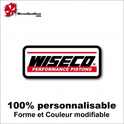 Sticker WISECO Performances Pistons