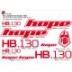Sticker Cadre HOPE HB 130