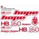 Sticker Cadre HOPE HB 160