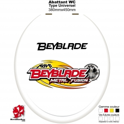 Sticker abattant WC Beyblade