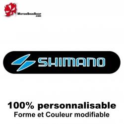 Sticker vélo Shimano