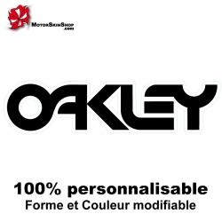 Sticker vélo Oakley