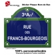 Sticker Plaque de Rue Paris arrondissement