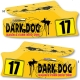 Kit déco Karting KG Unico Dark Dog