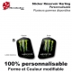 Sticker réservoir Karting Monster Energy