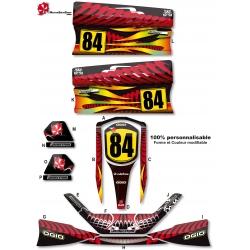 Kit déco Karting Standard