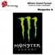 Affiche Monster Energy Grand Format
