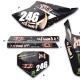Kit déco 50 Beta RR 06-09 Monster Motorskin