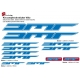 Sticker cadre vélo Kit AMR