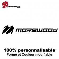 Sticker vélo Morewood