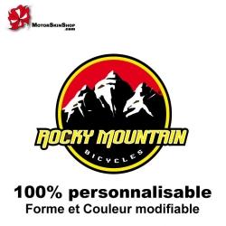 Sticker vélo Rocky Mountain
