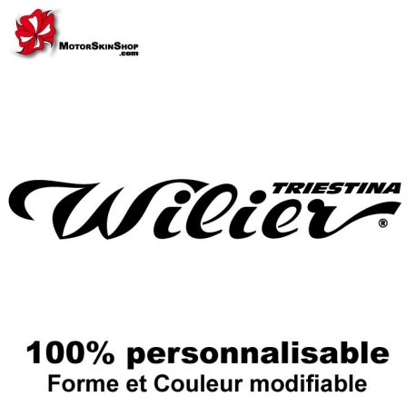 Sticker vélo Wilier