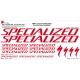 Sticker Kit cadre vélo XXL Specialized