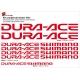 Sticker cadre vélo Kit Dura Ace