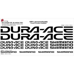 Sticker cadre vélo XXL Dura Ace Shimano