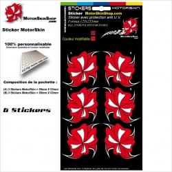 Planche Sticker MotorSkin