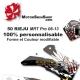 Kit déco 50 Rieju MRT PRO Noir 08-13