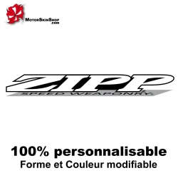 Sticker vélo Zipp