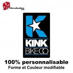 Sticker Kink BMX