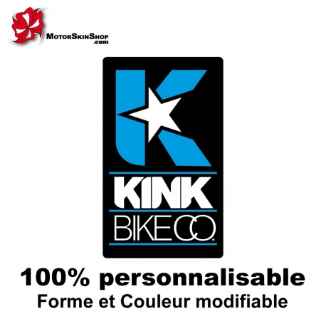 Sticker vélo Kink BMX
