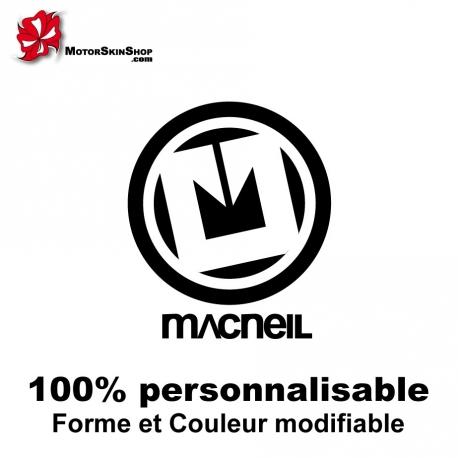 Sticker vélo MacNeil BMX