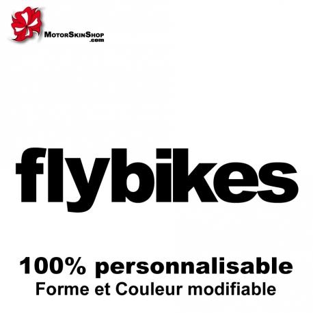 Sticker vélo Flybikes BMX