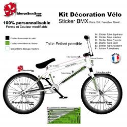 Sticker cadre BMX Monster Energy Cadre