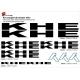 Sticker cadre BMX Khe