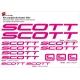 Sticker cadre Vélo Scott