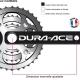 Sticker Manivelle Vélo Dura Ace