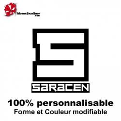 Sticker Saracen