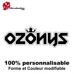 Sticker Ozonys