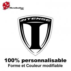 Sticker Intense Bike Logo