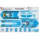 Sticker cadre Intense 951 Taille XXl
