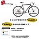 Sticker Mavic Equipement