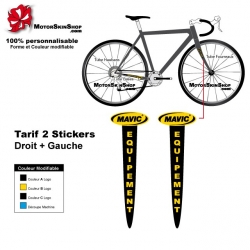 Sticker Mavic Equipement Fourreau