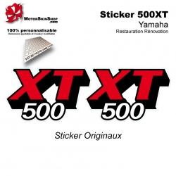 Sticker 500 XT Moto Yamaha