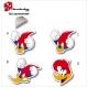 Sticker Woody Woodpecker