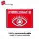 Sticker Voisins Vigilants