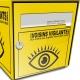 Sticker Boite aux lettres Voisins Vigilants