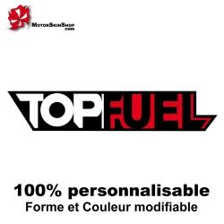 Sticker Top Fuel