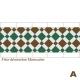 Frise décoration Marocaine