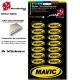 Planche Sticker Mavic 15 Stickers