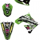 Kit déco Moto KXF 250 Kawasaki