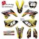 Kit déco Moto 250 RMZ Suzuki 10-14