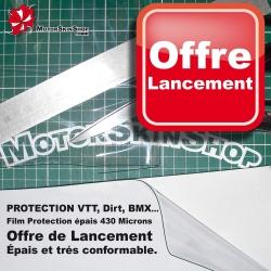 Film de Protection Cadre VTT Vélo