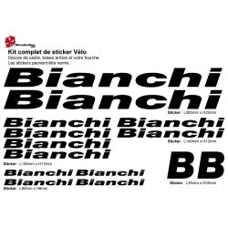 Sticker cadre Bianchi Vélo